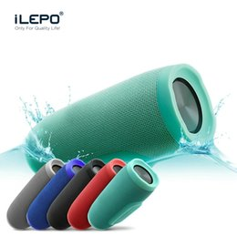 Wholesale Mp3 Player For Card - Charge 3 Wireless Bluetooth Speaker For Party Portable Outdoor Waterproof Subwoofer Built-in Powerbank 1200mAh Support TF Card Better Xtreme