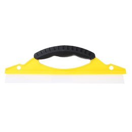 Wholesale Wiper Squeegee - OOTDTY Water Wiper Plate Scraper Squeegee Auto Car Windshield Window Washing Cleaning Tool