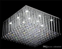 Plafoniere Cristallo Prezzi : Sconto lampadari in cristallo quadrato quadrati a forma di