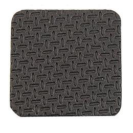 Wholesale furniture shapes - 4 Pcs Square Shaped Black Nonslip Foam Adhesive Pad Mat for Furniture