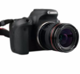 Messa a fuoco di frame online-35mm F2.0 a fuoco fisso ampio diaframma manuale Full Frame Lens per Canon 550D 600D 650D 750D 5D 6D 7D Nikon DSLR Telecamere