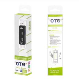 2019 pc usb telefon Multifunktionale Typ C OTG Kartenleser USB 2.0 Speicherkartenleser Adapter mit USB-Buchse für Handy-PC günstig pc usb telefon