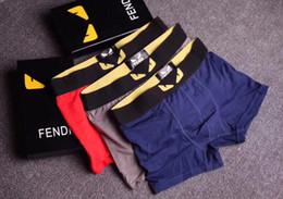 Wholesale quality underwear for men - 2018 Male Boxer Shorts For Men Panties Sexy Underwear Men's Boxers High Quality Cotton Underwears Shorts Men Boxer Shorts underpants