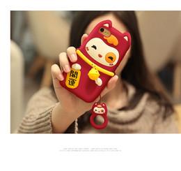 B14 gato lindo silicone caso de volta para iPhone7 plus, tampa traseira polonês maçante para iPhone7 plus, caso telefone fino simples para iPhone7 mais de Fornecedores de telefones do gato