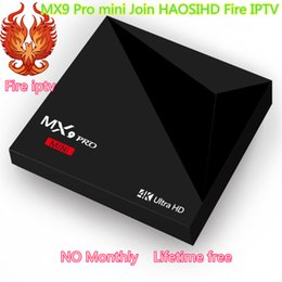 Wholesale Android Channel - lifetime Firetv IPTV 2500+Channel European French Arabic Africa USA 4K Android Smart TV Box RK3328 - Abonnement IPTV and VOD