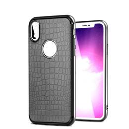 Wholesale Iphone Leather Cover Crocodile - Crocodile Case Cover Phone Shell Soft TPU Back Cover Case Leather Case for iPhone 8 Plus iPhone X for Samsung S8 Plus