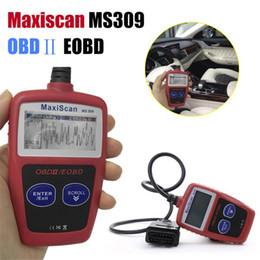 auto-diagnose-code leser obd2 Rabatt MS309 OBD2 Auto Auto Diagnose Tool Code Scanner Reader Motor Fehlercode Reader Professionelle Auto Diagnostic Detector