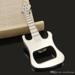 Música do oem guitars on-line-Música multifuncional Liga De Zinco Guitarra Abridor De Garrafas De Cerveja Chaveiro Suporte OEM ODM LOGOTIPO Chaveiro Personalizado Chaveiro Chaveiro Acessórios do Anel H847R