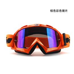 Nuevas gafas KTM para motocicleta Gafas de motocross MOTO ATV Gafas de protección para carreras de máscaras de bicicleta para paintball y CS sport desde fabricantes