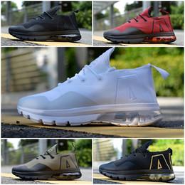 2018 Flair 50 Zapatillas para correr para correr Zapatos grandes air50 con medio Palm Cushion Trainers baskertball Sneakers TALLA 40-45 desde fabricantes