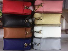 Wholesale Michael Handbags - Fashion Women small selma bags brand luxury MICHAEL handbag PU leather famous Designer bags messenger shoulder tote Bag crossbody