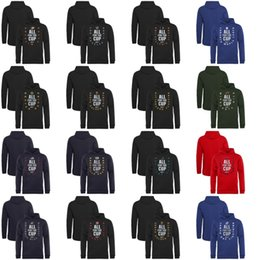 black hoodie youth Canada - Youth 2018 Stanley Cup Playoffs Hoodies Jerseys  Columbus Blue Jackets Los 706dd53d7