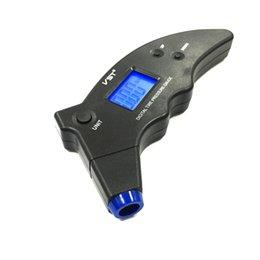 2020 наземный счетчик автомобилей Цифровой автомобиль шин манометр манометр высокой точности ЖК-подсветка 3-150PSI блок шин давления воздуха метр тестер монитор диагностический инструмент скидка наземный счетчик автомобилей