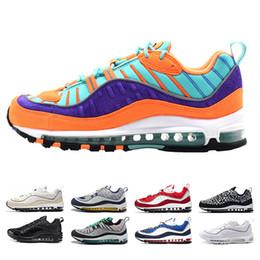separation shoes 27f4f 20983 uk schuh Rabatt nike air max 98 Großhandel Maxes Gundam 98 Männer Schuhe  für Laufschuh UK