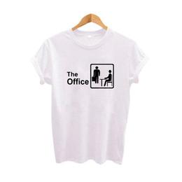 fb0abd16f Women's Tee The Office Graphic Tees Women Summer Funny Tv Show T Shirt  Fashion Harajuku Tshirt Tumblr Hipster T Shirt Women Clothing