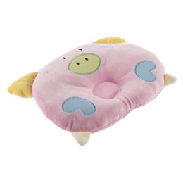 Wholesale Infant Pig - Pig Shaped Baby Infant Toddler Sleeping Support Pillow Prevent Flat Head