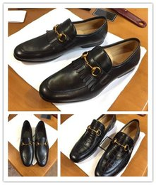 2020 zapatos casuales extranjeros hombres Los nuevos hombres Zapatos Venden como Hot Cakes Moda Negocios de Comercio Exterior Transpirable Cuero Oficina Career Shoes Zapatos de vestir rebajas zapatos casuales extranjeros hombres