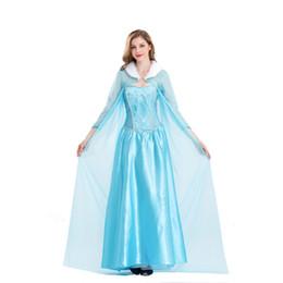 Charmante Cosplay Bleu Robe De Soirée De Costume Adulte Costume Halloween Party Cosplay Costume De Prince sexy ? partir de fabricateur