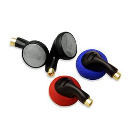 Wholesale Diy Earphones - Linsoul DTM High Fidelity Quality Hi-Fi Earphones Earbud Detachable Cable MMCX Earbuds 32ohm DIY PK1 A8