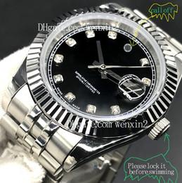 Pulseiras de pulso de prata on-line-20 cores de luxo relógio de diamante data automática relógios de pulso 41mm 041604 um bracelete de jubileu de prata aço inoxidável datejust