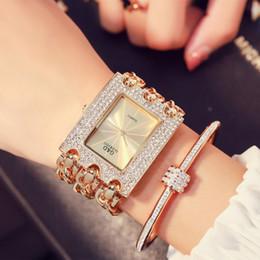женские часы g Скидка G&D  Gold Ladies Bracelet Watches Fashion Casual Women Wristwatches  Quartz Watches Reloj Mujer Montre Femme