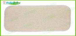 Changements organiques de chanvre organique 30pcs 4 couches de chanvre inserts réutilisables bébé couches lavables inserts ? partir de fabricateur