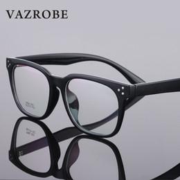 0e463bcfe3 2019 lentes ópticos al por mayor Vazrobe Wholesale 5 Unids / lote Marco de  Gafas Cuadradas