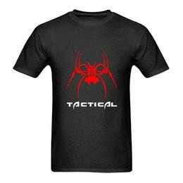 Wholesale spiked shirts - Spike Tactical Tee Tshirt New Men's T-Shirt Size S to 2XL