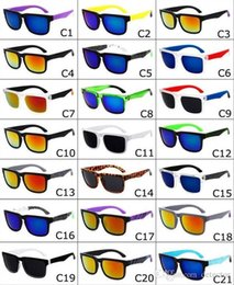 Wholesale Outdoor Blocks - 2018 DHL Free Sunglasses Pc Square Promotion Ken Block Helm Cycling Sports Sunglasses Outdoor Brand Black Skin Snake Optic Cheap Hot sale