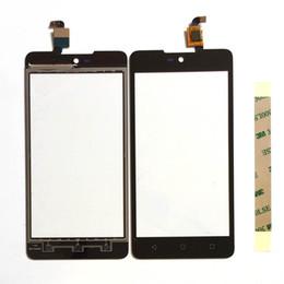 Wholesale Micromax Screen Glass - briseis Touchscreen Digitizer For Micromax Canvas Selfie 2 Q340 SmartPhone Touch Screen Digitizer Touch Sensor Glass Panel