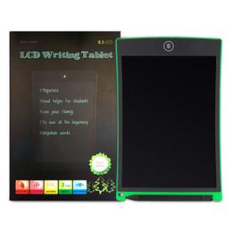 luce della lavagna Sconti 2017 Nuovo prodotto da 8,5 pollici con luce LCD per scrivere lavagna elettronica / lavagna digitale / lavagna LCD