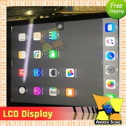 5 pz / lotto LCD Originale per iPad Air 2 iPad 6 ipad6 Air2 A1567 A1566 display lcd Touch Screen Digitizer Assemblea Completa DHL LIBERA il trasporto da telefono mobile di zte all'ingrosso fornitori