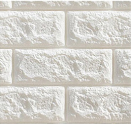 Brick Pattern Waterproof 3D Wallpaper Creative Self Adhesive Foam Cotton Wall Sticker Bedroom Living Room TV Wall Background Wallpapers от