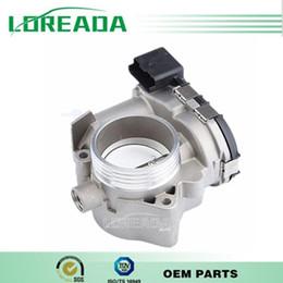 honda b series Desconto Garantia de qualidade Peças do motor NOVO DPCAZQ 008656980 0280750539 0280 750 539 conjunto do corpo do acelerador para PEUGEOT 307 1.6L