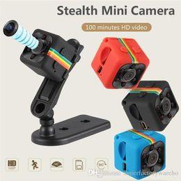 Yeni Mini Kamera HD 1080 P Gece Görüş Kamera Araba DVR Kızılötesi Video Kaydedici Spor Dijital Kamera Desteği TF Kart DV Kamera nereden gizli ip güvenlik kameraları tedarikçiler
