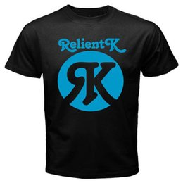 2019 крутые логотипы Новый Relient K логотип американская рок-группа мужская черная футболка размер S до 3xljurney печати футболка прохладный Xxxtentacion футболка Марка рубашка дешево крутые логотипы