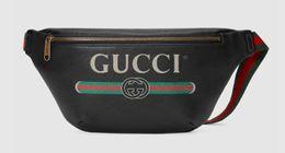 rabbit clutch bag UK - Print leather belt bag 2018 Wmen Belt Bags EXOTIC LEATHER BAGS ICONIC CLUTCHES Portfolio WALLETS PURSE