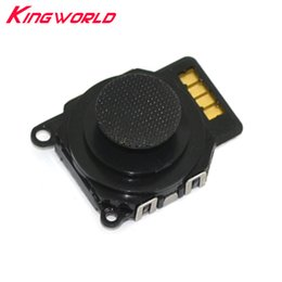 Wholesale Stick Shocking - Black 3D Analog Joystick Stick Button Sensor Module for PSP 2000 PSP 2000 PSP-2000 Replacement