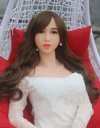 японский секс полу кукла Скидка Надувные полутвердые силиконовые куклы японские секс-куклы с силиконовой киской влагалища для мужчин