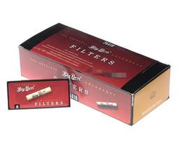 2019 tubos de filtro de 9mm 9mm Big Ben VAUEN Filtros de Cigarro de Tabagismo Fumar Peças BigBen Filtro De Carvão Ativado 250 pçs / lote para Acessórios de Tubo Ferramentas Tubo de 2 Estilos tubos de filtro de 9mm barato