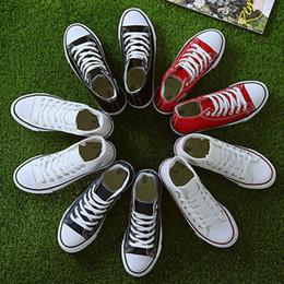 644666ad3e9 Grandes zapatillas de diseño Clásico Zapatos casuales para mujeres con  cordones de alta calidad de calzado de lona respirable de moda Tamaño del  zapato 5-7 ...