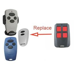 1 pz. DOORHAN Reemplazo Rolling Code Remote Control Rainproof hermoso desde fabricantes