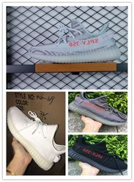 Wholesale Man Night - 2018 New Beluga 2.0 Boost 350 v2 Grey Bold Orange Ah2203 Yellow Semi Frozen Blue Tint Red night Men Women Running Shoes