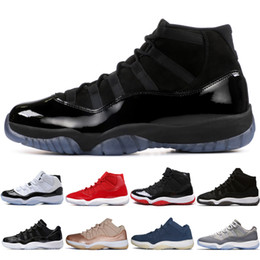 on sale 55188 0d299 2018 low cut basketball schuhe Prom Night 11 11s Cap und Gown Basketball  Schuhe Legend Blue