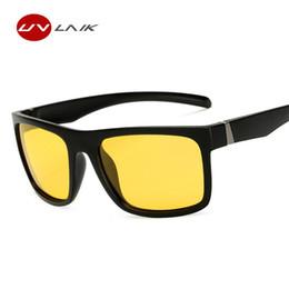 Wholesale Night Goggles For Driving - UVLAIK Driving Sun Glasses for Men Polarized Lenses Sunglasses Women Night Vision Goggles Glasses Fashion Sport Driving Eyewear