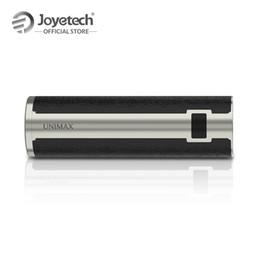 Bateria surpreender on-line-[Joyetech Oficial] Originais Joyetech Unimax 25 bateria mod 3000mah Bateria sioyh Indicação de vida útil da bateria Carregamento rápido Preço surpreendente