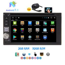 "Wholesale sensor charger - Eincar 6.2"" Double Din Car Radio Stereo car DVD Player Android 7.1 OCTA OCRE 2GB+32GB HeadUnit GPS Navi Parking Sensor Bluetooth"