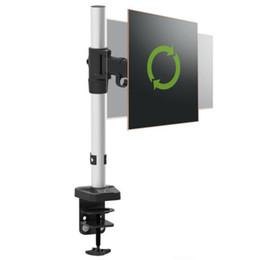 """ХУНХУА 13""""-27"""" полный движения рабочего стола зажима Сид LCD монитор бесплатная смонтировать подъемно-поворотный стенд эстакада 8 кг от"""