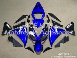 Carenados de motocicleta ACE para YAMAHA YZF R1 2009-2012 Compresión o inyección Cuerpo espléndido azul No.1137 desde fabricantes