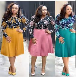Новый стиль африканских женщин одежда Dashiki мода печати ткань платье размер L XL XXL XXXL FH224 от